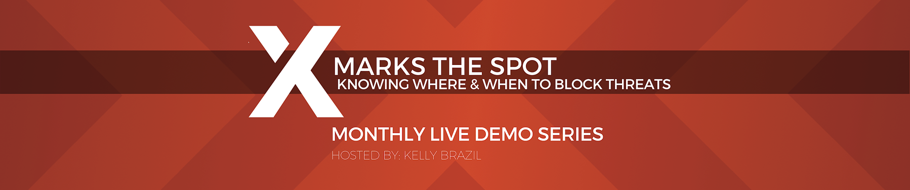 X Marks the Spot | Live Demo Series
